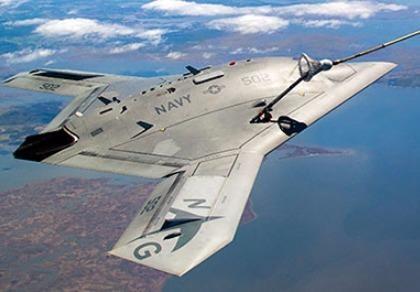 'Cá đuối' MQ-25A: Mỹ hóa giải 'vùng chết' của tên lửa Trung Quốc