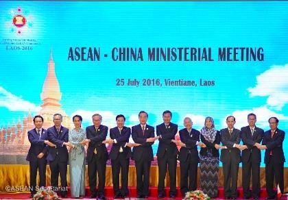 ASEAN ra tuyên bố chung đề cập vấn đề biển Đông