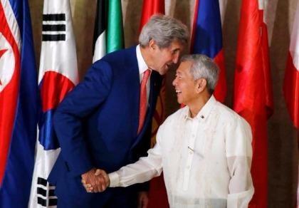 Mỹ khuyến khích Manila đàm phán song phương với Bắc Kinh