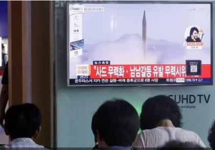 Liên Hiệp Quốc họp khẩn cấp sau khi tên lửa Triều Tiên rơi gần Nhật Bản