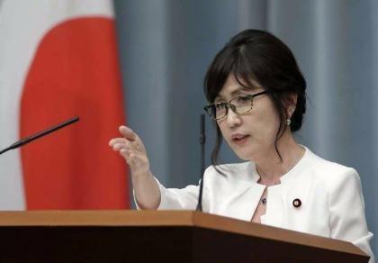 Nữ bộ trưởng Nhật cảnh cáo Triều Tiên, Trung Quốc