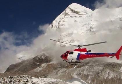 Rơi trực thăng tại Nepal, 6 người lớn và 1 trẻ sơ sinh thiệt mạng
