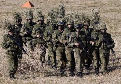 Nhật Bản ráo riết chuẩn bị cho hoạt động quân sự viễn chinh