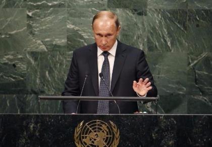 Ông Putin bất ngờ không dự kỳ họp thường niên LHQ