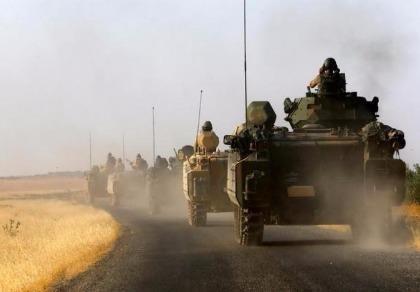 Thổ Nhĩ Kỳ tham vọng quét sạch IS tại biên giới Syria