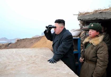 Triều Tiên bị nghi cho thử bom hạt nhân làm xuất hiện địa chấn