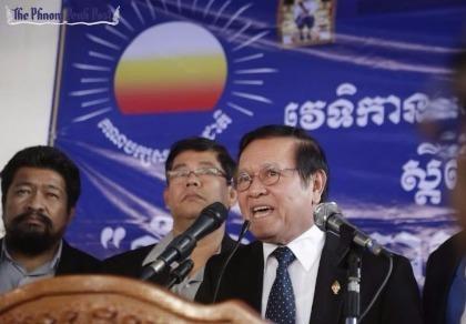 Phó tướng đảng đối lập Campuchia bị tuyên 5 tháng tù