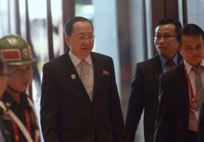 Ngoại trưởng Triều Tiên đến Bắc Kinh sau vụ thử hạt nhân