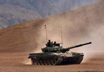 Mỹ-Ấn tập trận ngay sát biên giới Trung Quốc