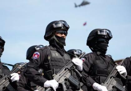 Thủ tướng Campuchia được tăng thêm 350 cảnh vệ