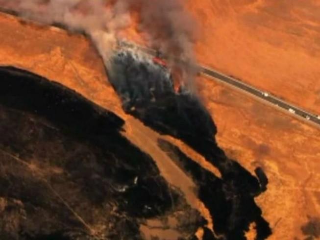 Máy bay U-2 Mỹ gặp nạn, phi công thiệt mạng