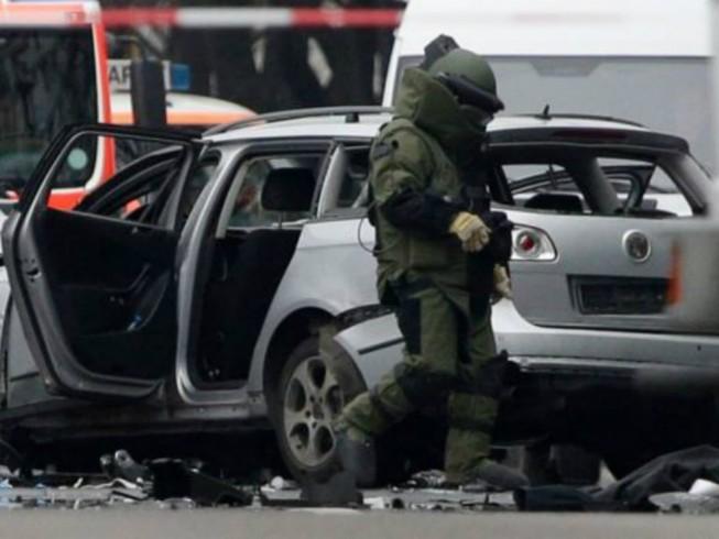 Cảnh báo âm mưu đánh bom xe khắp lãnh thổ châu Âu