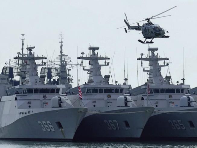 Indonesia tập trận quy mô lớn chưa từng có ở biển Đông
