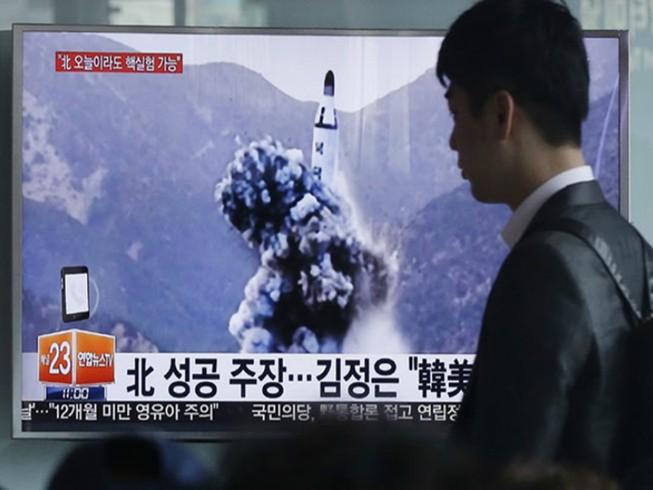 Triều Tiên vượt mặt Nhật Bản về công nghệ tên lửa