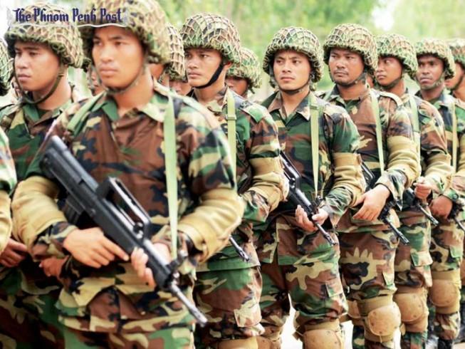 Trung Quốc đồng ý giúp Campuchia hiện đại hóa quân đội