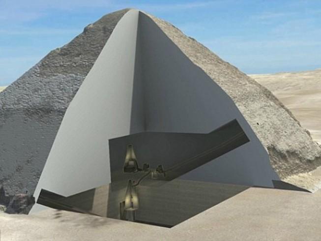 Phát hiện 2 mật thất 4.500 năm tuổi tại Ai Cập