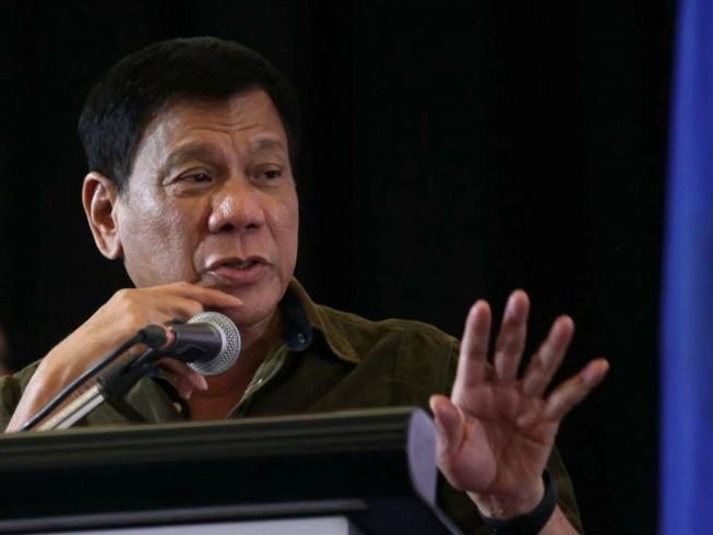 Ông Duterte: 'Chỉ Trung Quốc có thể giúp Philippines'