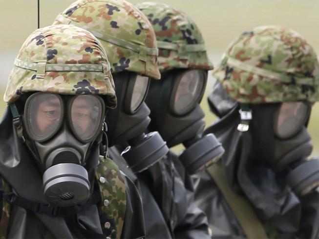 Cảnh báo IS dùng vũ khí hóa học đáp trả ở Mosul