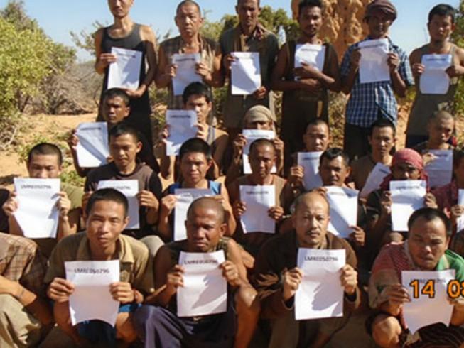 Cướp biển Somalia thả con tin Việt Nam bị bắt từ 2012