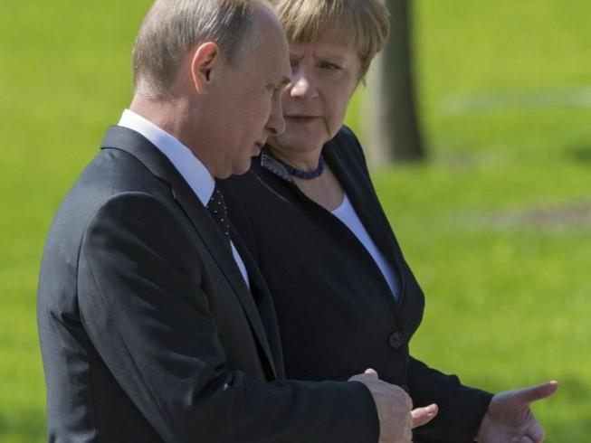 Đức phản đối trừng phạt Nga về chiến sự Syria