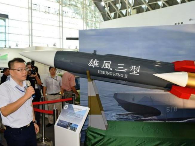 Đài Loan chi 15 tỉ USD tự đóng tàu ngầm, chiến hạm