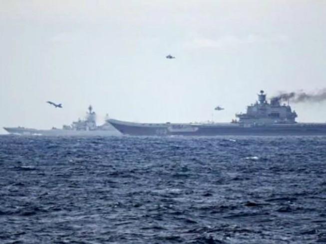Tiếp liệu cho chiến hạm Nga, Tây Ban Nha hứng chỉ trích