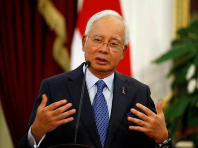 Thủ tướng Malaysia đến Trung Quốc mua tàu tuần tra