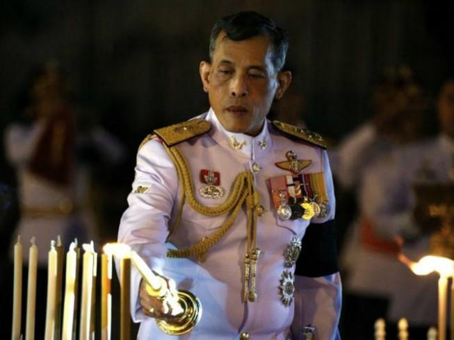 Tiết lộ ngày Thái tử Thái Lan chính thức đăng cơ