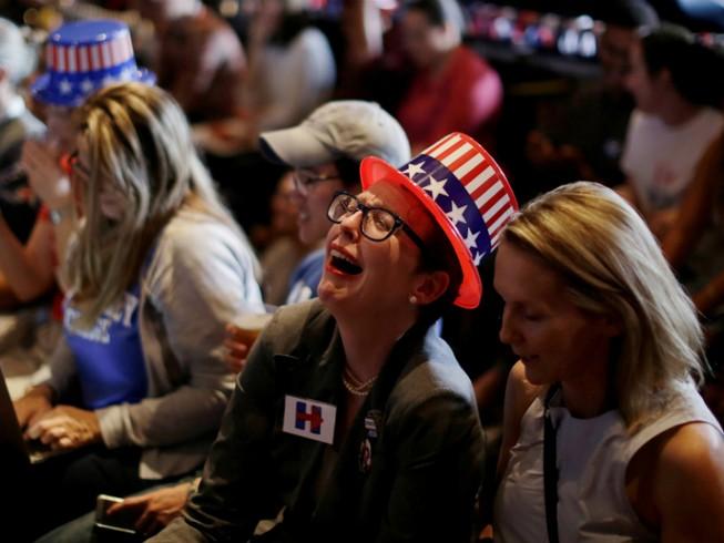 Trang nhập cư Canada bị sập sau khi ông Trump đắc cử
