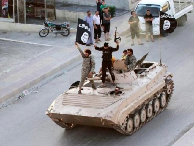 80 chiến binh IS sẵn sàng 'thánh chiến' châu Âu