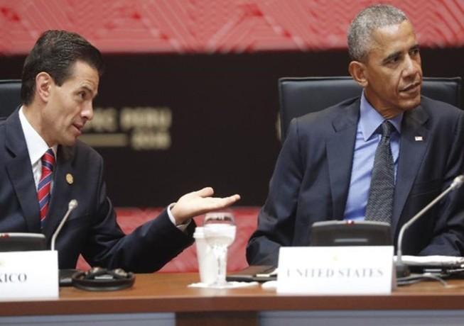 Lãnh đạo 12 nước Thái Bình Dương cam kết thông qua TPP