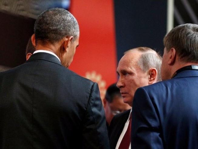 Obama - Putin gặp gỡ chóng vánh tại APEC