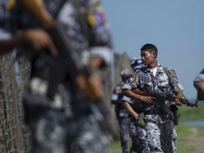 Hơn 3000 dân Myanmar chạy qua Trung Quốc lánh nạn