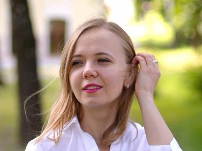 Ái nữ trẻ đẹp của bộ trưởng Ukraine có vị trí quyền lực