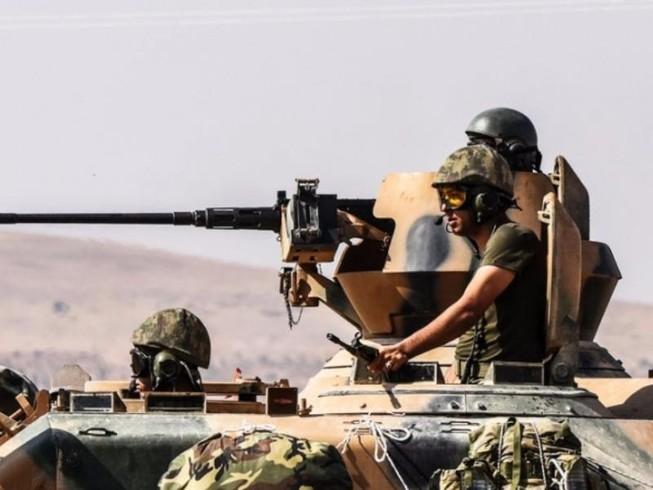 Syria không kích nhầm vào quân đội Thổ Nhĩ Kỳ