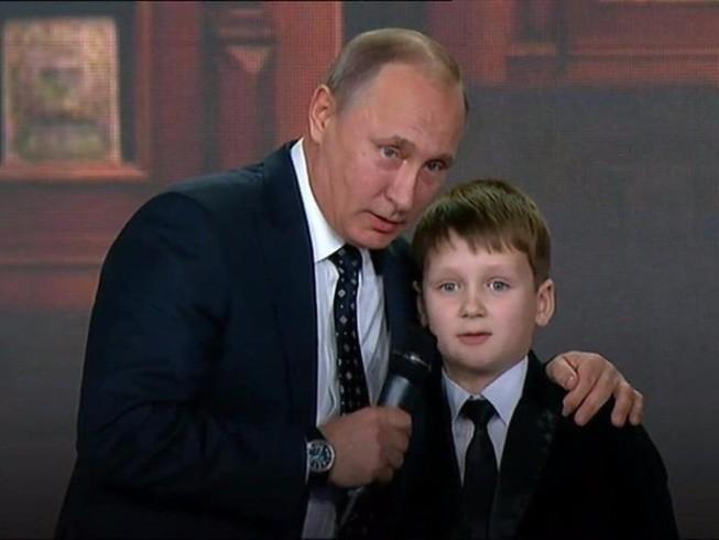 Ông Putin: 'Biên giới Nga không có điểm kết thúc'