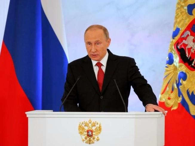 Ông Putin: Nga cần bạn, không muốn đối đầu