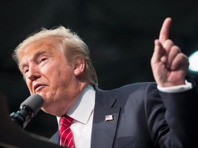 Ông Trump tuyên bố sẽ bỏ kinh doanh để làm tổng thống