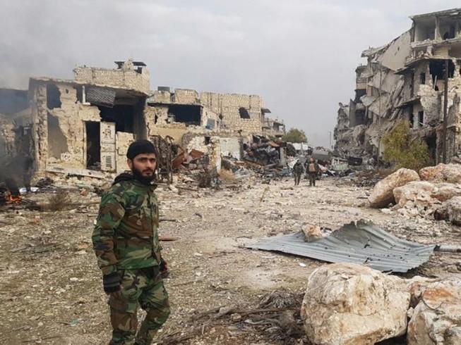 Dân Nga chọn cuộc chiến Syria là sự kiện lớn nhất năm