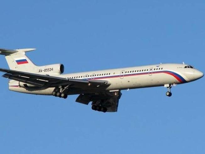 Nga hủy bỏ tất cả chuyến bay của Tu-154 sau tai nạn