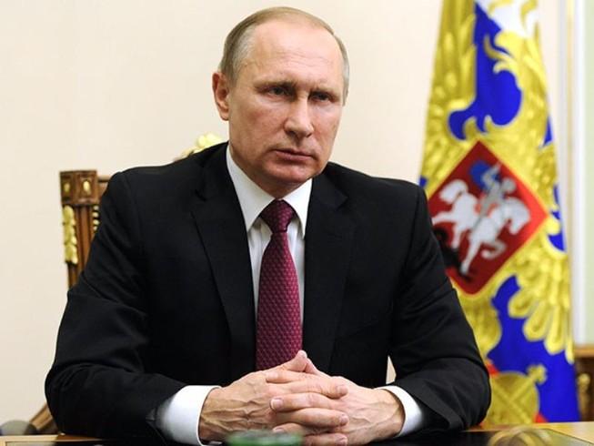 Tổng thống Putin xác nhận lệnh ngừng bắn tại Syria