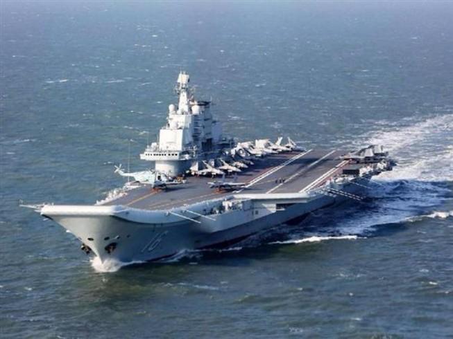 Hải quân Trung Quốc xác nhận tập trận ở biển Đông