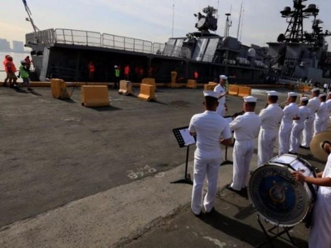 Nga muốn tập trận chống khủng bố với Philippines