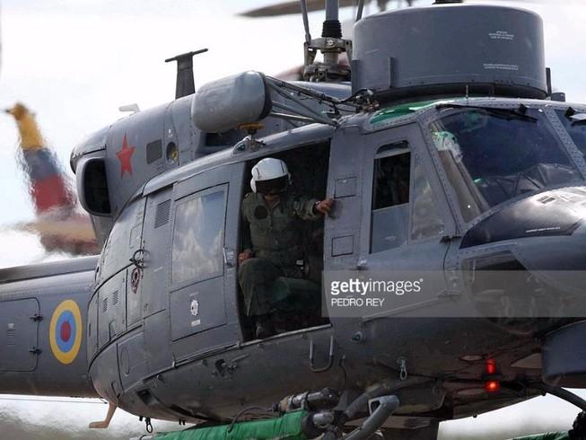 Trực thăng Venezuela chở 13 người mất tích tại Amazon