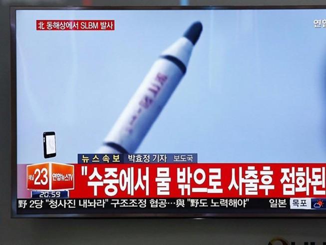Nhật diễn tập sơ tán tránh hạt nhân Triều Tiên