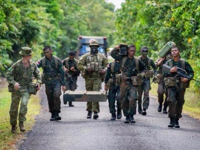 Indonesia đình chỉ mọi hợp tác quân sự với Úc