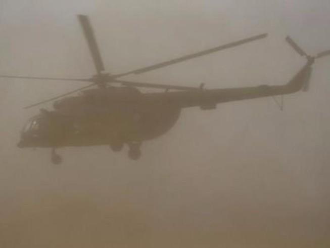 Rơi máy bay quân đội, tướng Cameroon thiệt mạng