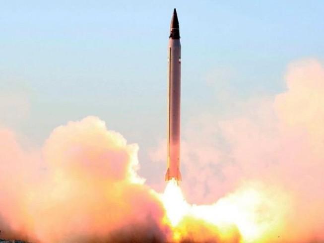 Mỹ phát hiện Iran phóng tên lửa đạn đạo