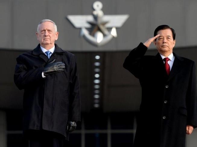 Mỹ dọa đáp trả áp đảo nếu Triều Tiên dùng hạt nhân
