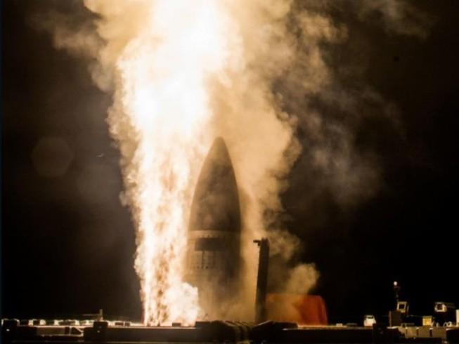 Mỹ-Nhật thử thành công tên lửa đánh chặn
